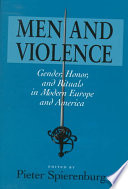Men And Violence