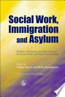 Social Work, Immigration and Asylum