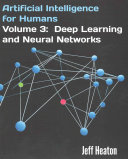 Artificial Intelligence for Humans  Volume 3