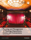 Planning And Management Of Meetings Expositions Events And Conventions Global Edition
