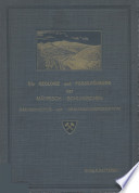 Die Geologie und Fossilf  hrung der m  hrisch schlesischen Dachschiefer  und Grauwackenformation