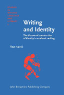 Writing and Identity