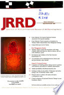 Journal of Rehabilitation Research and Development Book PDF