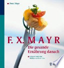 F  X  Mayr   die gesunde Ern  hrung danach