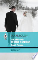 Snowbound Miracle Marriage