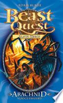 Arachnid, vládce pavouků (11), Beast Quest