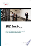 CCNA Security  210 260  Portable Command Guide