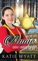 Mail Order Bride  Annie Jones
