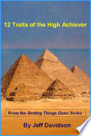 12 Traits of the High Achiever Pdf/ePub eBook