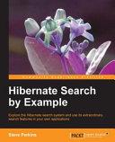 download ebook hibernate search by example pdf epub