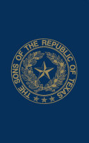 The Sons of the Republic of Texas