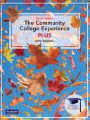 The Community College Experience Plus