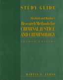 Research Methods for Criminal Justice