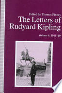 The Letters of Rudyard Kipling: 1911-19