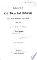 Feldmarschall Ernst Rüdiger Graf Starhenberg