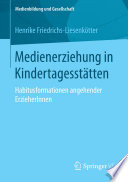 Medienerziehung in Kindertagesstätten