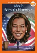 Who Is Kamala Harris? Book