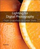 Lighting for Digital Photography Book