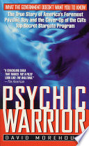 Psychic Warrior Decorated Exemplary Army Officer Special Operations Infantryman And