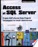 Access et SQL Server