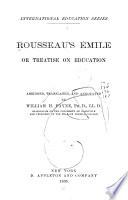 Rousseau's Émile