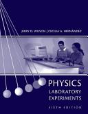 Physics Lab Experiments Sixth Edition  Custom Publication