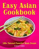 Easy Asian Cookbook
