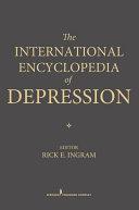 download ebook the international encyclopedia of depression pdf epub