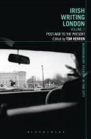 download ebook irish writing london: volume 2 pdf epub