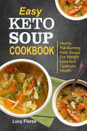 Easy Keto Soup Cookbook