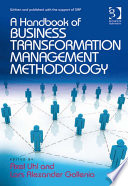 Business Transformation Management Methodology : btm², with an emphasis on the balance between...