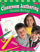 Classroom Authoring Grd 3