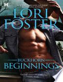 Buckhorn Beginnings  Sawyer   Morgan  Mills   Boon M B   The Buckhorn Brothers  Book 1