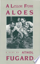 A Lesson from Aloes