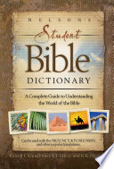 Nelson s Student Bible Dictionary