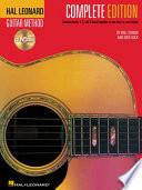 Hal Leonard Guitar Method    Complete Edition