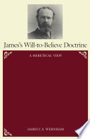James S Will To Believe Doctrine