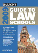 GUIDE TO LAW SCHOOLS  18TH EDITION