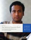 The Torture of Tasneem Khalil