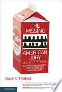 The Missing American Jury Book PDF