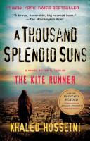 cover img of A Thousand Splendid Suns