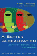 A Better Globalization