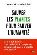 illustration Sauver les plantes pour sauver l'humanité
