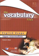 IELTS the Vocabulary Files: English Usage Upper Intermediate Student's Book