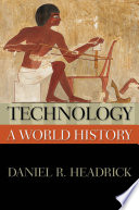 Technology  A World History