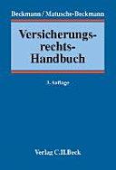 Versicherungsrechts Handbuch
