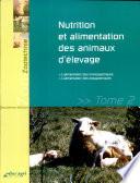 Nutrition et alimentation des animaux d'élevage