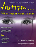 Autism  What Does It Mean to Me