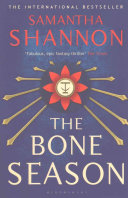 The Bone Season Book Cover