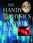 download ebook the handy physics answer book pdf epub